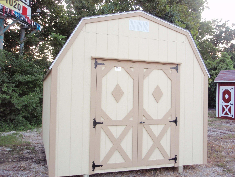 miniature barn wooden mini barn Missouri