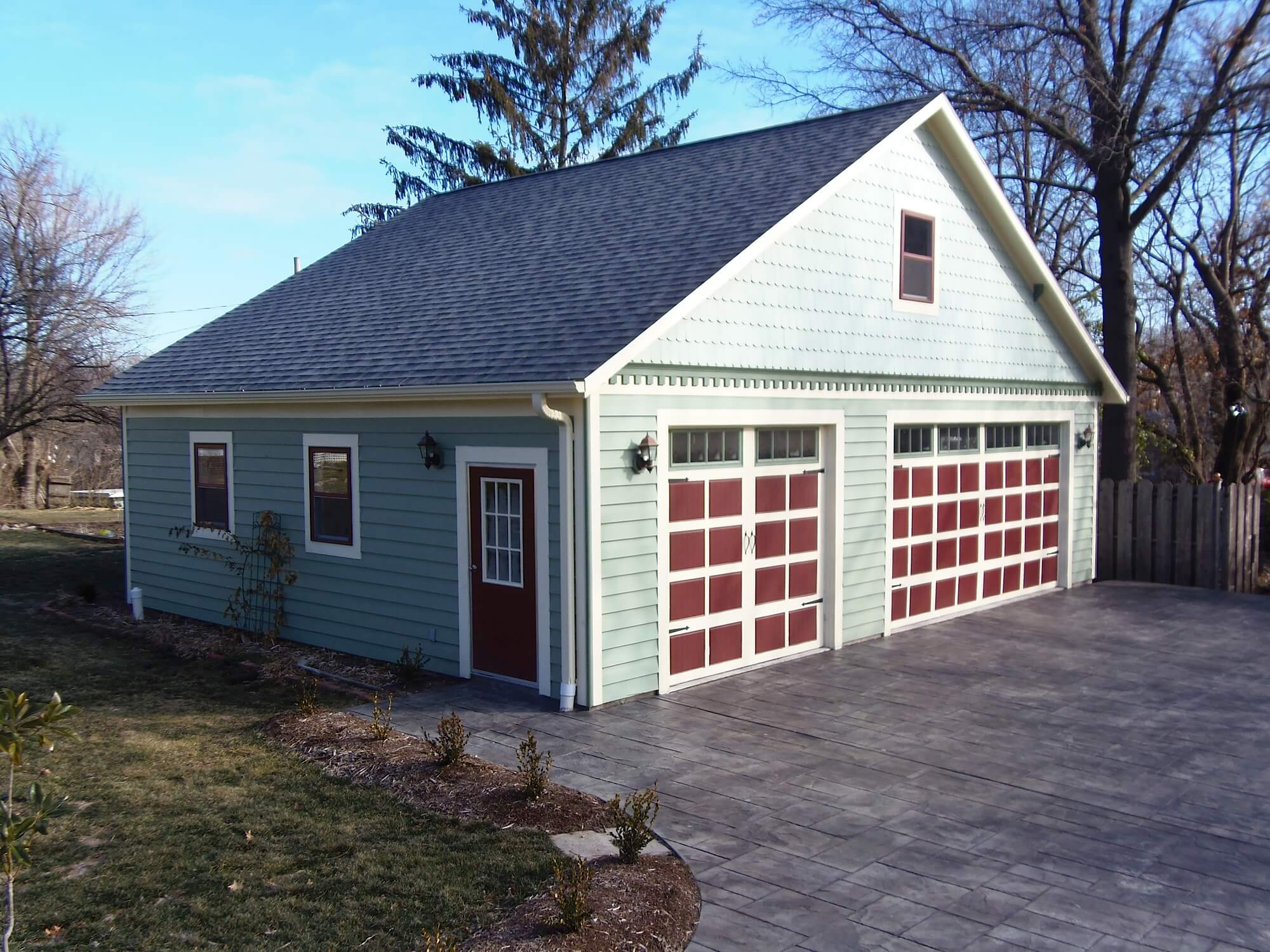3 car garage homemade garages