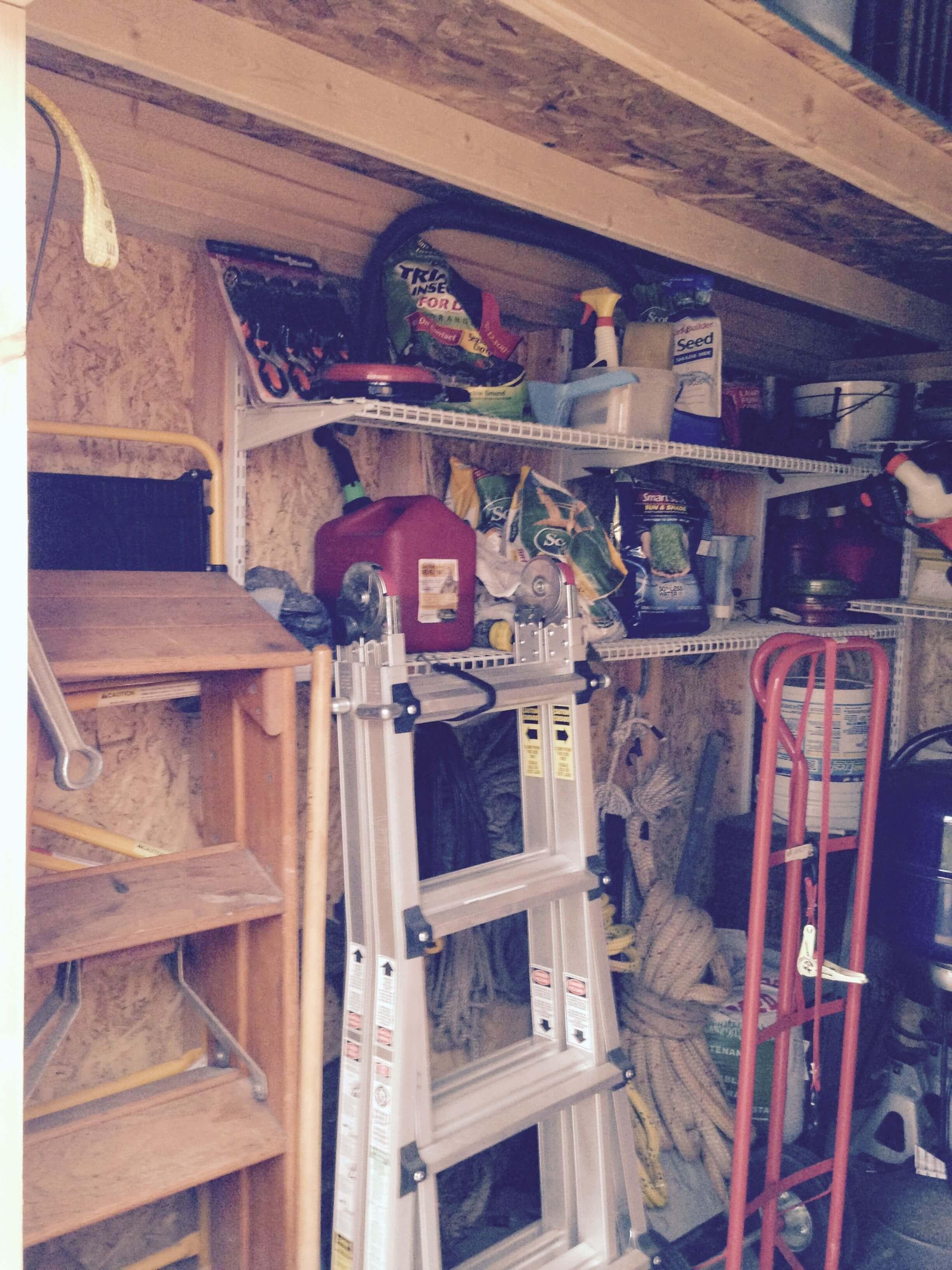 Simmons Family Lofted Garden Barn Missouri