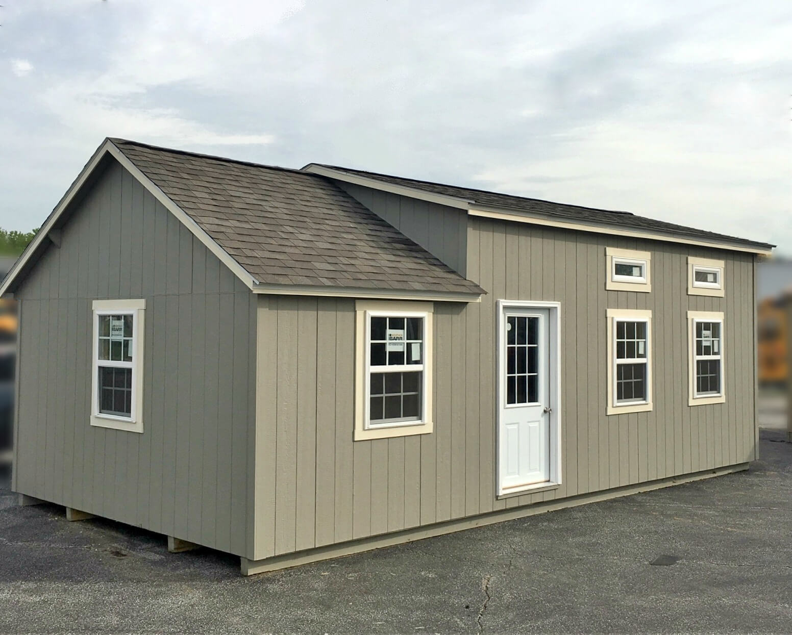 pre-fabricated Tiny Houses