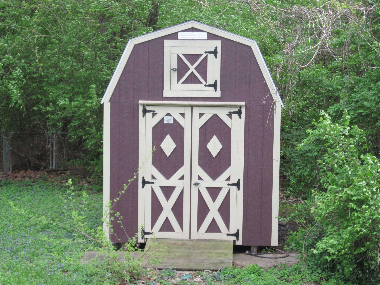 Finished Lofted Barn