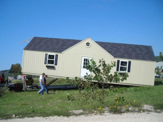 Kathryn Sias Tiny Home