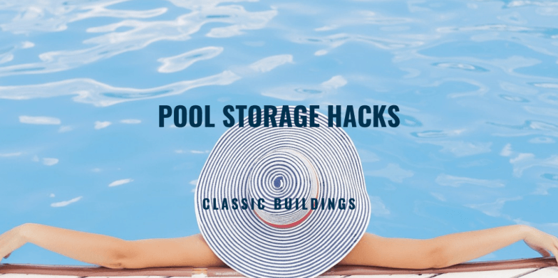 pool storage hacks