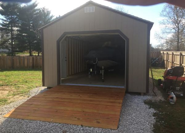 Benefits Of Shed Ramps 4 Reasons To Invest In A Ramp For