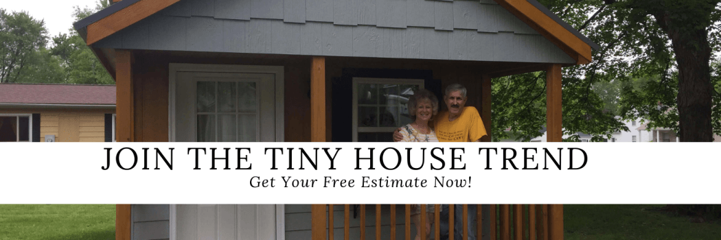 join the tiny house trend