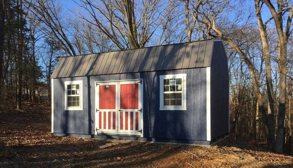 Doering shed