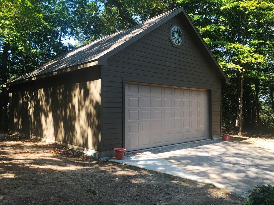 Attic Garage